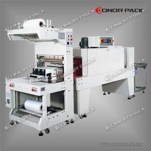 China Semi-Automatic Shrink Wrap Machine on sale