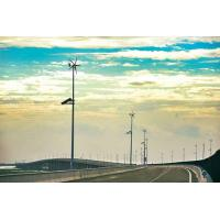 Buy cheap 400W wind turbine and 600W solar hybrid off grid street 80W LED lighting system from wholesalers
