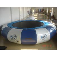 Quality Reinforced Inflatable Water Trampoline For Adult Or Children wholesale