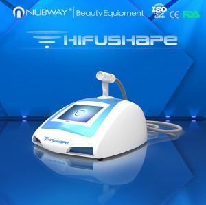 Quality Non-invasive&Effective Ultrasound HIFUSHAPE Slimming Machine wholesale
