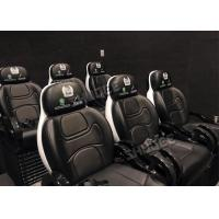 Quality Professional 5D Cinema System Shows Exciting Short Film With Immersive Seating System wholesale