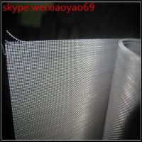 Quality High tensile strength 40 60 80 100 120 150 250 300 mesh pure nickel wire mesh /stainless steel mesh/metal mesh wholesale