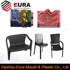 Quality EURA Zhejiang Taizhou plastic chair injection mould wholesale