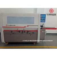 Quality High Efficiency 4 Head Planer Moulder for producing high volume laminated finger-joint board wholesale