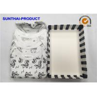 Quality 100% Cotton Baby Clothes Gift Set 3 Pack Bodysuits For Infants OEM Available wholesale