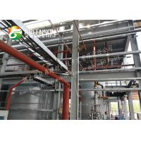 Quality Acoustic Mineral Wool Board Production Line For 2x2 Ceiling Panels wholesale