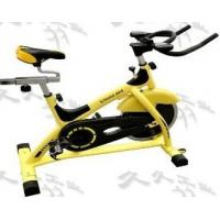 China Yellow Stationary Bikes For Gym Use on sale