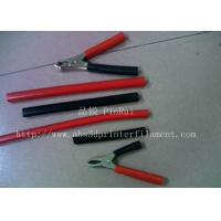 Quality Red / Black Plastic Flexible Hose For Alligator Clip , Wire Harnesses , Transformers wholesale