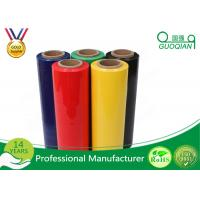 Quality Custom Colored Stretch Wrap Film Jumbo Roll Fro Pallet Wrapping wholesale