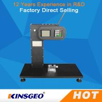 Quality 3.5 M/S Speed Rubber Testing Machine For Testing FRP / Ceramic / Cast Stone wholesale
