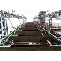 Quality Frequency Conversion Construction Material Hoist SC 320 Double Cage 3200kg Capacity wholesale
