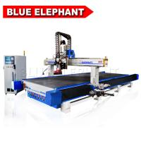 Quality 2050 Fabric Laser Cutting Machine Automatic Carousel Tool Changer For Corrugated Board wholesale