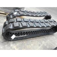 Quality Forklift Rubber Track Belt , Undercarriage Rubber Tracks Perimeter 3864mm wholesale