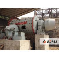 Quality Continuous Ball Milling Process Iron Ore Ball Mill Mining For Ore Dressing Industry wholesale