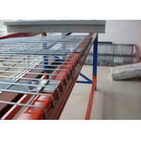 Buy cheap Wire Mesh Decking for Pallet Racking from wholesalers