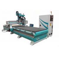 China Vacuum Table Cnc Wood Router , Thick Steel Structures Wood Router Machine on sale