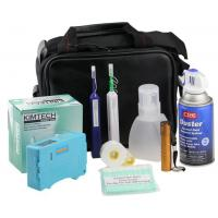 China Deluxe Fiber Optic Cleaning Kits No Pollution For Transmission Room on sale