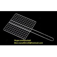 China BBQ barbecue mesh/bbq grill wire mesh/Reusable BBQ Grill Mesh on sale