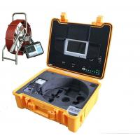 China HD Sewer Inspection Camera With 5.6 High Definition LCD Screen Control Unit on sale