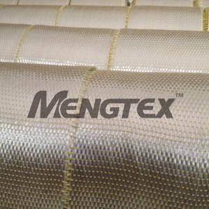 Quality 920g 0.36mm Thickness UD Aramid Glass Fiber Cloth/Fabric wholesale