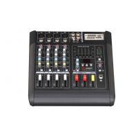 Quality USB / SD DJ Audio Mixer 10CH , 1 Aux music mixing board wholesale