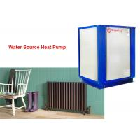 China House Cooling And Heating Water Source Heat Pump 18kw 3 Phase 380V R32 Refrigerant on sale