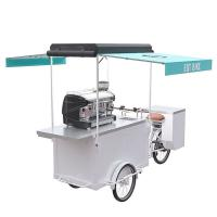 Quality Customized Mobile Coffee scooter Convenient Operation With Large Inside Capacity wholesale