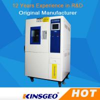 Quality 20% ~ 98% RH Safety 80L Temperature Humidity Test Chamber LCD Touch Screen wholesale