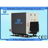 Cheap Dual View Security Airport Baggage Scanner 600*400mm Opening Size for Airport , for sale