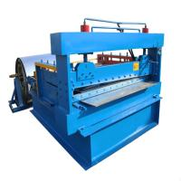 China Steel Material Uncoiler Straightening Flatbed Leveling Coil Feeder Production Line on sale