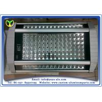Quality Outdoor High Power Aluminum Heat Sink IP67 Waterproof LED Street Light 112W wholesale