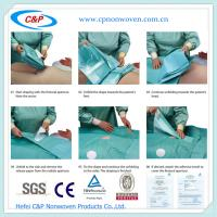 Quality Disposable EO Sterile Angiography Drape wholesale