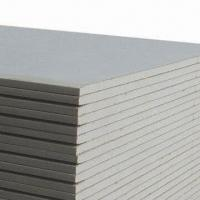 China Water-resistant Gypsum Board, Drywall, Plaster Board on sale