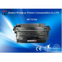 Quality Zhuhai Hot Sell Compatible Toner Cartridge For  HP Q7570A wholesale