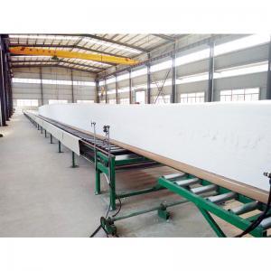 Quality High Rebound Sponge Polyurethane Foam Machine With PLC Digital Touch Screen Control wholesale
