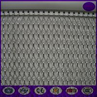 Quality Aluminium Silver Chain Fly Wasp Insect Bug Door Screen 90cm X 200cm made by china wholesale