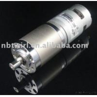China 45mm Diameter Low Speed High Torque Small Gear Reducer Motor on sale