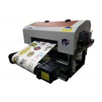 Quality Inkjet Roll to Roll Label Printer A3 / A4 Digital Desktop Sublimation Transfer Printer wholesale