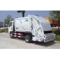 Quality Big Loading Capacity Solid Waste Management Trucks With Collection Box wholesale