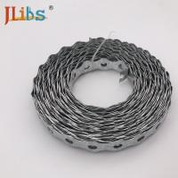 Quality All Round Fixing Steel Perforated Banding Strap Cold Rolled Plastic Box Packed wholesale