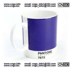 Quality GIFTS PANTONE colors mug to your LOVER NO.7672 MUG CHINA wholesale