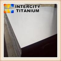 Quality ASTM B265  industry application titanium and titanium alloys sheet /plate wholesale