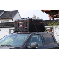 Quality YH-J-020 High quality universal 600D PVC roof top cargo carrier roof bag waterproof design wholesale