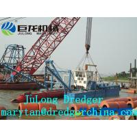 Buy cheap 3800m3/hr cutter suction dredger from wholesalers