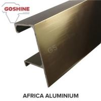 Buy cheap Polished aluminum extrusion profiles concrete window and door frame from wholesalers
