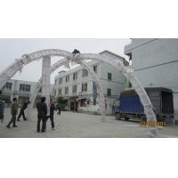 China Outside Large And Small Series Aluminum Lighting Truss With Arch Roof Top on sale