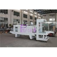 China Carbonated Soft Drink Shrink Packing Machine For Carton Box Shrinking on sale