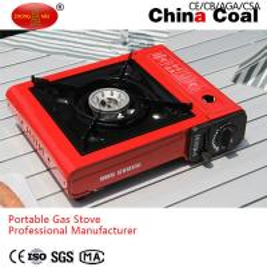 China CE/ CSA/ AGA approved euro mini camping portable butane gas stove 5A on sale