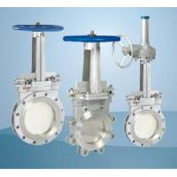 China Cast Steel Knife Gate Valve on sale