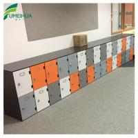 Quality phenolic gym changing room lockers with benches locker room wholesale